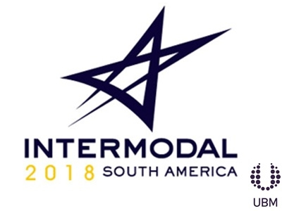UBM Brazil reposiciona Intermodal South America e empresas de log�stica ganham mais for�a