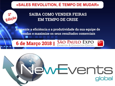 NewEvents promove o curso