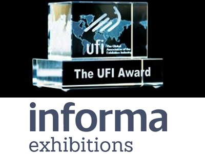 Informa Exhibitions Brasil vence o Pr�mio de Marketing UFI 2018