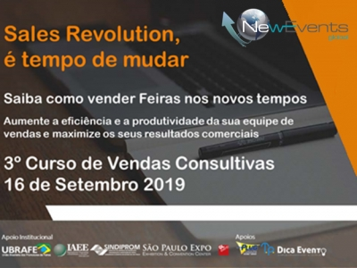 NewEvents Academy promove o '3º Curso de Vendas Consultivas'
